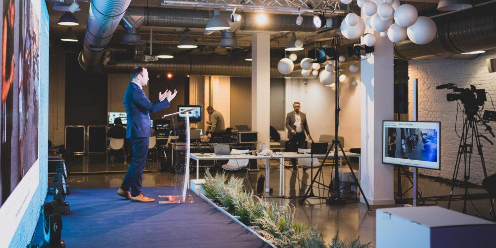 Kompleksowa realizacja eventów, konferencji, uroczystych gali, transmisji online