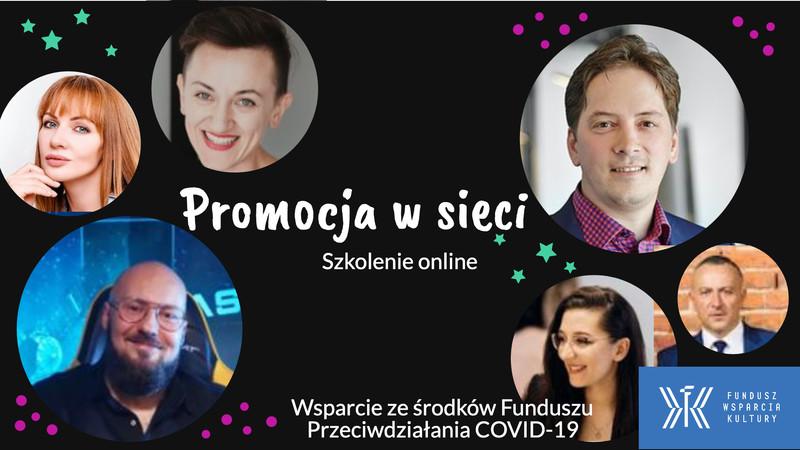 Szkolenie online: Promocja w sieci